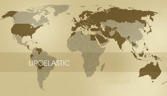 Компания Lipoelastic в мире