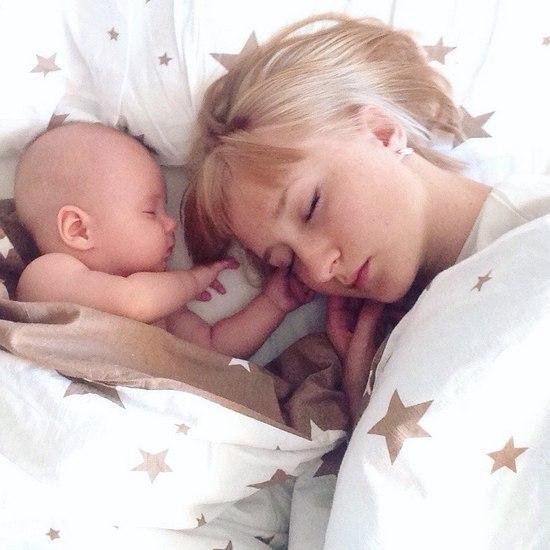 Здоровый сон мамы