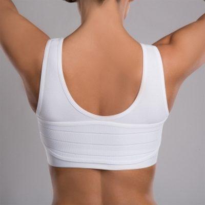 Компрессионное белье после увеличения груди