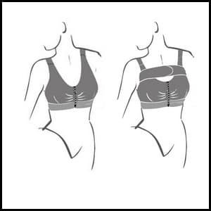 Компрессионное белье после маммопластики
