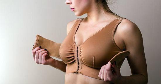 как правильно одевать компрессионное белье после мамопластики